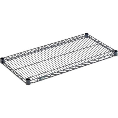 Nexelon™ Wire Shelf 36x18 With Clips