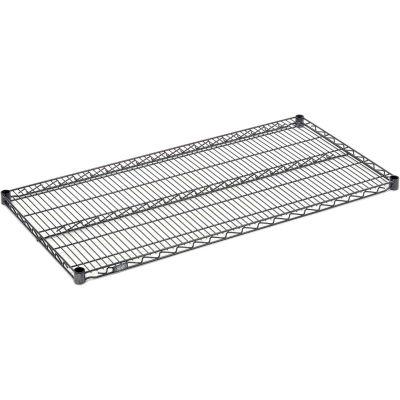 Nexelon™ Wire Shelf 48x18 With Clips