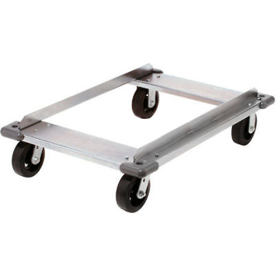 "Nexel® DBC2436 Dolly Base 36""W x 24""D Without Casters"
