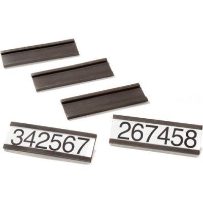 "Magnetic Card Holders 6""W X 1""H (25 pcs/pkg)"