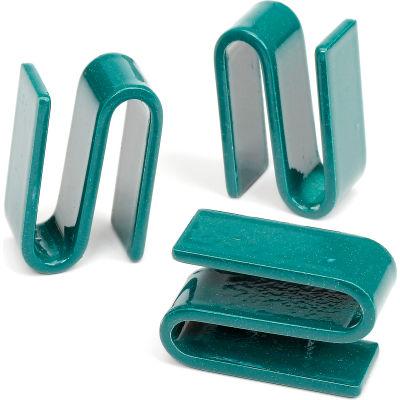 Nexel® ASG Poly-Green® S-Hooks (Pkg of 12)