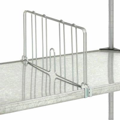 """Divider 18""""D x 8""""H for Nexel® Solid Shelves"""