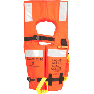 Stearns® I150 Ocean Mate™ Life Vest, USCG Type I/SOLAS, Orange, Nylon, Child