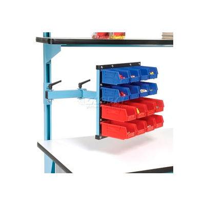 18 x 17 Articulating Bin Panel - Beige for Pro-Line Workbench