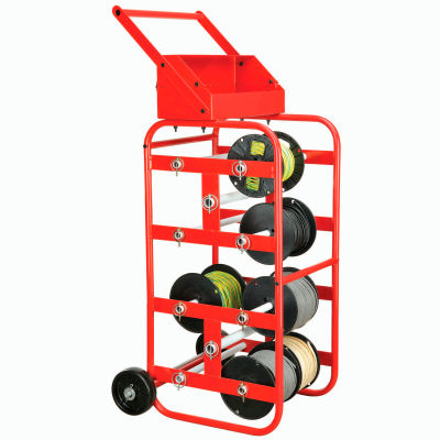 Global Industrial™ Wire Reel Caddy
