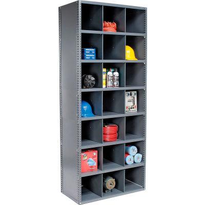 Global Industrial™ Steel Storage Bin Cabinet with Plastic Dividers