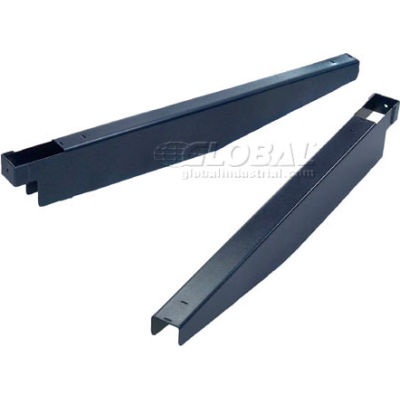 Global Industrial™ Cantilever Rack Straight Arm 24 inch L (Pair)
