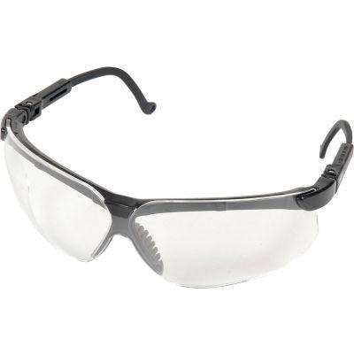 Genesis Spectacle Black Frame Clear Xtr Lens, Anti-Fog, S3200x