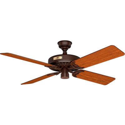 """Hunter Fan Hunter Original® 52"""" Damp Ceiling Fan 23847 - Chestnut Brown"""