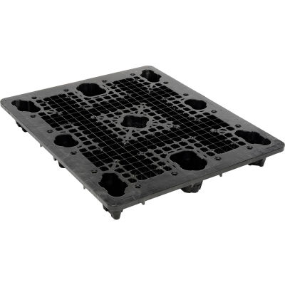 ORBIS Nestable Shipping Plastic Pallet 40x48 XP Econ - 40 x 48 2300 Lb Capacity