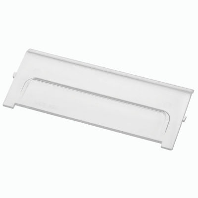 Clear Window WUS265 for Stacking Bin 550123 and QUS265 Pack of 6