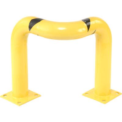"Global Industrial™ Steel Triple Elbow Corner Guards 24""H X 30""L"