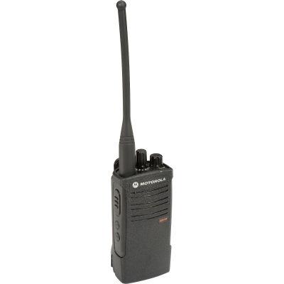 Motorola UHF 10 Channel 2-Way Radio, 4W