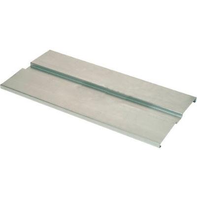 "Global Industrial™ Steel Deck 12""W X 48""D - 3 Pack - Galvanized"
