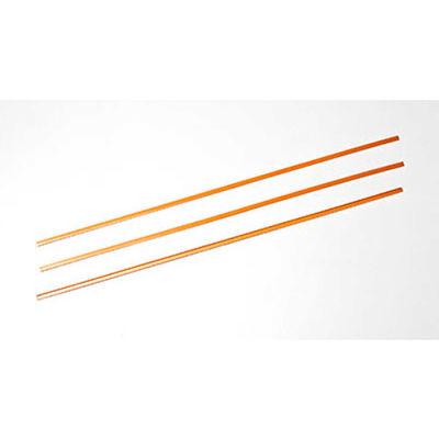 """Orfit® Precut Strips, Thin, 18"""" x 1/5"""" x 1/12"""", Gold, 10 Pieces/PK"""