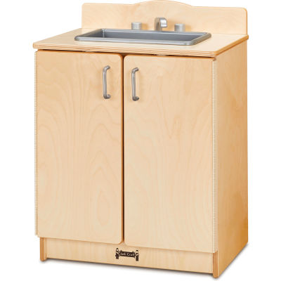 Jonti-Craft® Culinary Creations Wooden Play Kitchen Sink