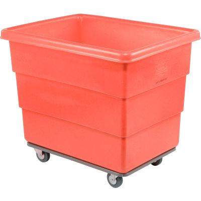 Dandux Red Plastic Box Truck 51116020R-4S 20 Bushel Heavy Duty