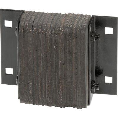 """Durable Heavy Duty Dock Bumper B4510-12 12""""W x 4-1/2""""D x 10""""H"""