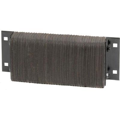 """Durable Heavy Duty Dock Bumper B4510-24 24""""W x 4-1/2""""D x 10""""H"""