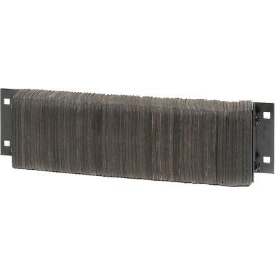 """Durable Heavy Duty Dock Bumper B4510-36 36""""W x 4-1/2""""D x 10""""H"""