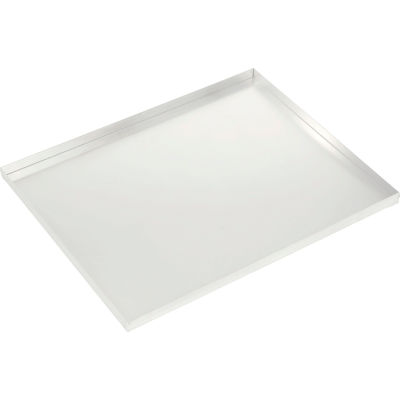 """Solid Aluminum Tray 97215 for 24""""D New Age Aluminum Tray Truck"""