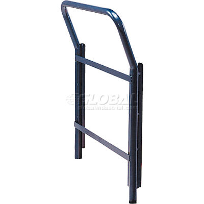 "Global Industrial™ Removable 24""W Handle for Steel Bound Wood Deck Platform Trucks"