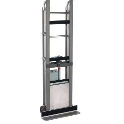 "Wesco® StairKing Battery Powered Stair Climbing Appliance Hand Truck 230051 66""H"