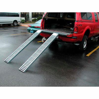 "Pair of Steel Pickup Truck & Van Ramps RAMP-72 72"" 500 Lb. Capacity"