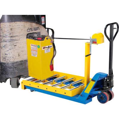 Global Industrial™ Best Value Forklift Battery Transfer Platform 4000 Lb. Capacity