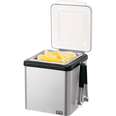 Server 67860, Stainless Steel Insulated Relish Server