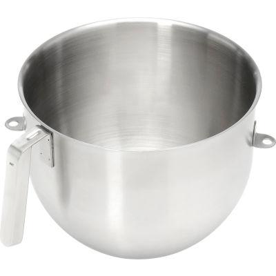 KitchenAid® KSMC8QBOWL - Commercial 8 Qt. Bowl, Stainless Steel - NSF