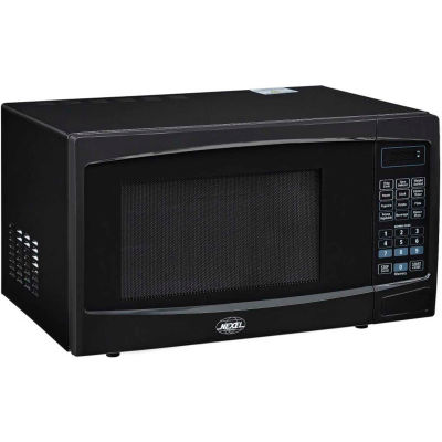 Nexel® Countertop Microwave Oven With KeyPad Control, 1000 Watts, 1.1 Cu. Ft.