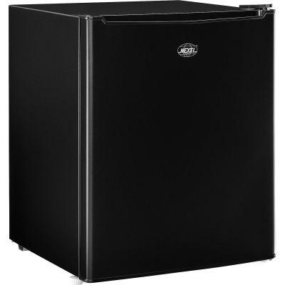 Nexel® Compact Refrigerator, Black, 2.7 Cu. Ft.