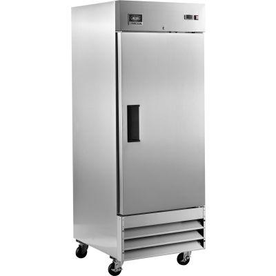 """Nexel® Reach-in  Freezer, 1 Door, 29""""Wx32-1/4""""Dx82-1/2""""H, 23 Cu. Ft."""