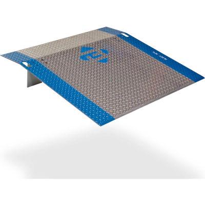 Bluff® B4830 Heavy Duty Aluminum Dock Plate 8067 Lb. Capacity