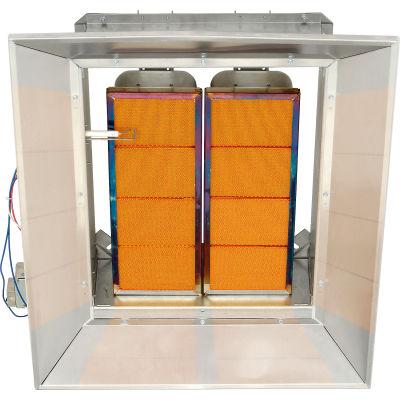 SunStar Natural Gas Heater Infrared Ceramic SG6-N, 60000 Btu
