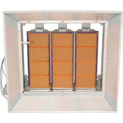SunStar Natural Gas Heater Infrared Ceramic SG10-N, 100000 Btu