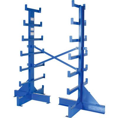 Bar Storage Rack Starter Double Sided