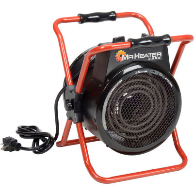 Mr. Heater® 3600W Portable Electric Forced Air Heater, 240V