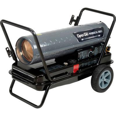 Dyna-Glo Workhorse 180K or 220K BTU Kerosene Forced Air Heater KFA220WH