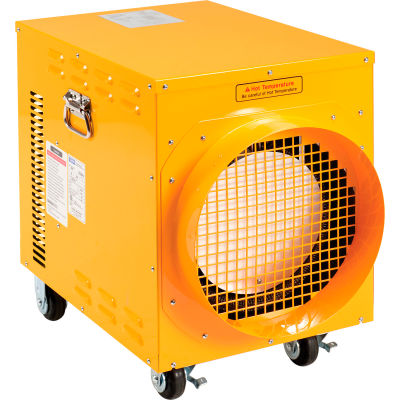 Global Industrial™ 15 KW Portable Electric Heater, 208V, 3 Phase