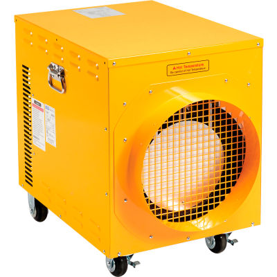 Global Industrial™ 30 KW Portable Electric Heater, 480V, 3 Phase