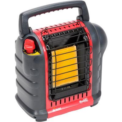 Mr. Heater Portable Propane Buddy Heater MH 9BX - 9000 BTU - Pkg Qty 2
