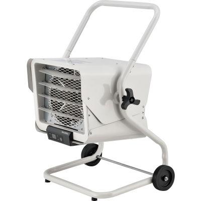 Global Industrial® Multi-Watt Portable Heater, 1881-5000W, 240V-208V, 1 Phase