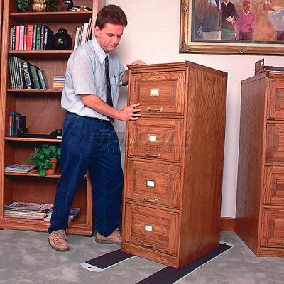 "EZ Moves™  4' Foam Pad Pull Slides, 48""L x 5""W, Set Of 2"
