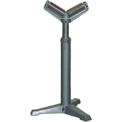 """Roller V Stand STAND-V-HP with 26"""" to 42-1/4"""" Height Range 1760 Lb. Capacity"""