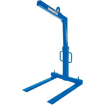 Overhead Load Lifter Adjustable Forks OLA-2-42 2000 Lb.