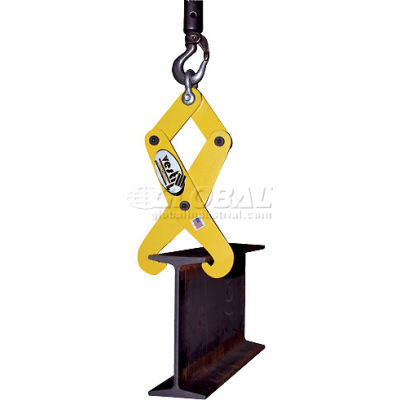 Heavy Duty Beam Tongs Lifting Attachment BT-60 6000 Lb. Capacity