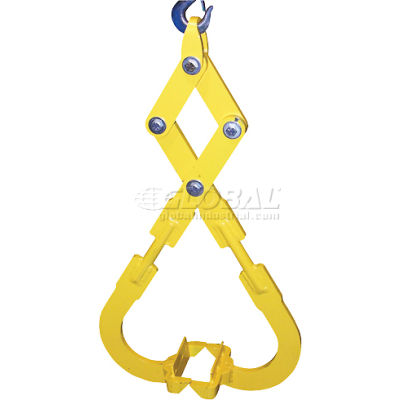 Die Lifting Tongs Lifting Attachment DLT-20 2000 Lb. Capacity