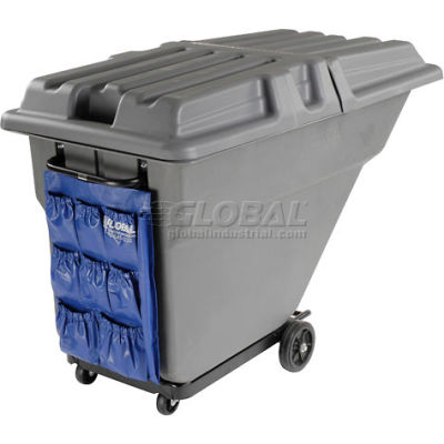"9 Pocket Utility Bag for Global Industrial™ Tilt Trucks 19"" W x 27"" H"